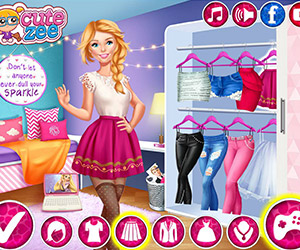Barbie dating with ken dress up games