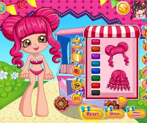 Shopkins Shoppies Donatina Dress Up Joy4girlcom