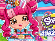 Shopkins Shoppies Donatina Dress Up