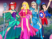 Princess Super Team