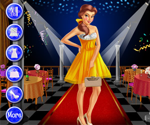 Princesses P... First Night Dress Up Games