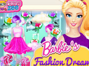 Barbies Fashion Dream Store