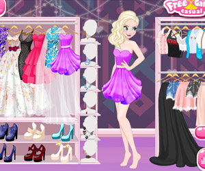 Elsa Superstar Princess Dress Up