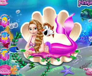 Anna Mermaid Princess