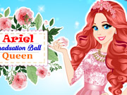 Ariel Graduation Ball Queen
