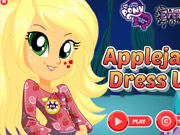 Legend of Everfree Applejack