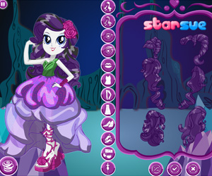 Legend of Everfree Rarity