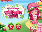 Strawberry Shopping Spree