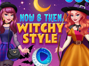 Now And Then Witchy Style