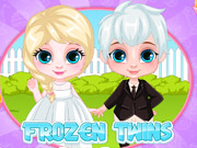 Frozen Twins Birthday Makeove