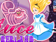 Alice Wonderland Princess