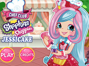 Shopkins Chef Club Jessicake