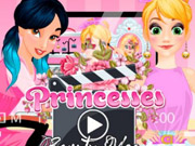 Princesses Beauty Vlog