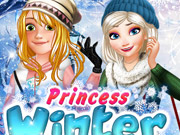 Princess Winter School Lookbook