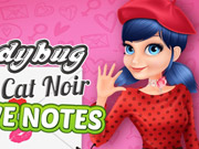Ladybug And Cat Noir Love Notes