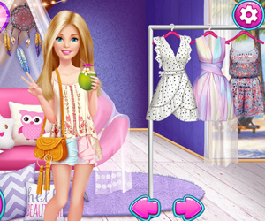Year Round Fashionista Barbie