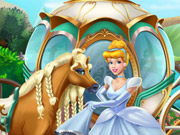 Girls Fix It Cinderellas Chariot