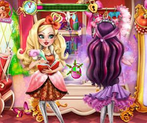 ever after high fashion games