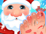 Christmas Foot Doctor