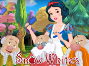 Snow White Beard Salon