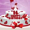 16TH BIRTHDAY CAKE GAME
