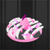 Sweetened Darkness Donut