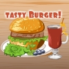 Tasty Burger Cooking