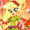 APPLEJACK ARCHERY STYLE DRESS UP