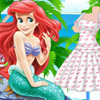 ARIEL FIRST BALL DRESS