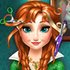 ANNA FROZEN REAL HAIRCUTS GAME