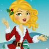 ANNIE CHRISTMAS DRESS UP