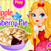 APPLE WHITE'S APPLE AND BLACKBERRY PIE GAME