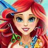 ARIEL REAL HAIRCUTS GAME