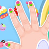 BABY BARBIE KAWAII NAILS
