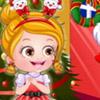 BABY HAZEL CHRISTMAS 2015