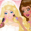 BARBIE BRIDE AND BRIDESMAIDS MAKEUP