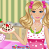 BARBIE HOME BREAKFAST GAME