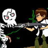 BEN 10 VS SKELETONS