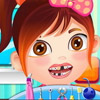 BABY CARMEN AT DENTIST GAME