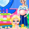 BABY ELSA BUBBLE BATH