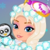 BABY ELSAS FROZEN SHOWER