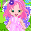 BABY FAIRY CLEANUP GAME