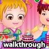 BABY HAZEL BIRTHDAY SURPRISE WALKTHROUGH