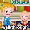 BABY HAZEL CARE LITTLE BROTHER WALKTHROUGH