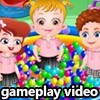 BABY HAZEL IN PRESCHOOL GAMEPLAY VIDEO