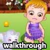 BABY HAZEL LEG INJURY WALKTHROUGH