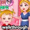 BABY HAZEL STOMACH CARE WALKTHROUGH