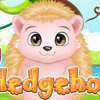 BABY HEDGEHOG CARING GAME