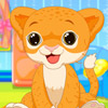 BABY LION SALON GAME