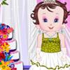 BABY LISI WEDDING CAKE